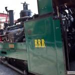 القطار البخاري برينز أوتون بان