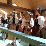 اللباس الشعبي السويسري