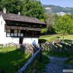 متحف بالن بيرج سويسرا Ballenberg