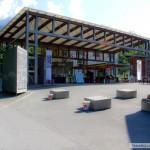 بوابة متحف بالن بيرج بسويسرا Ballenberg